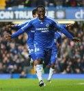 Essien em campo pelo Chelsea